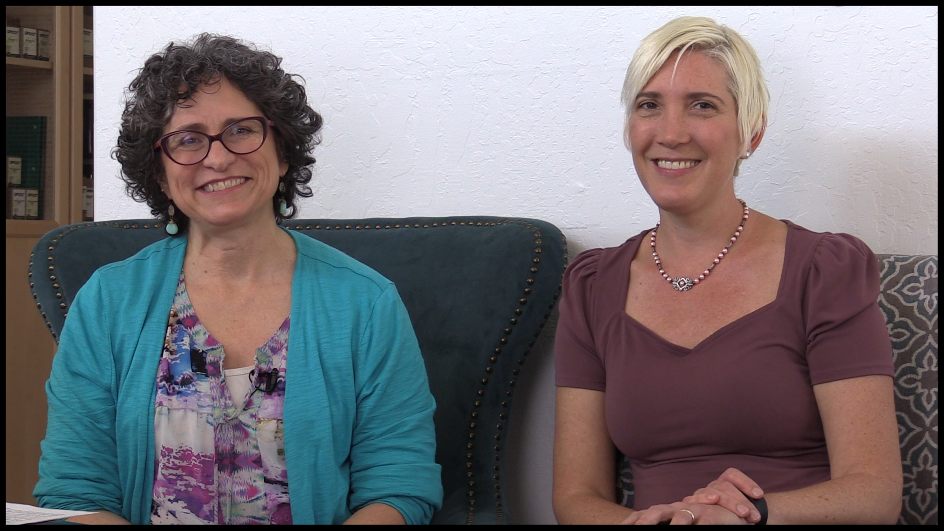 Lonna Larsh, MD & Amber Weiss, PA-C, LAc